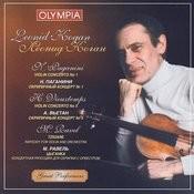Leonid Kogan. Paganini. Vieuxtems. Ravel. Songs