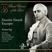 Favorite French Excerpts Songs
