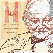 David Wilde Plays Schumann Songs