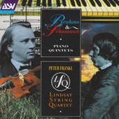 Brahms / Schumann: Piano Quintets Songs