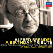 Alfred Brendel - A Birthday Tribute Songs