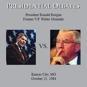The Reagan / Mondale Presidential Debates: Kansas City, Mo - 10/21/84 Songs