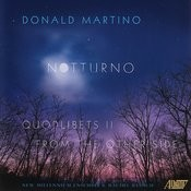 Donald Martino - Noturrno Songs
