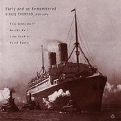Early And As Remembered Songs