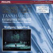 Wagner: Tannhäuser - Highlights Songs