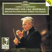 Beethoven: Symphony Nos.5 & 6 Songs