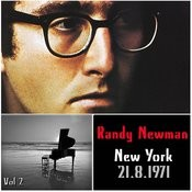 Randy Newman New York 21.8.1971, Vol 2 Songs