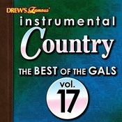 Instrumental Country: The Best Of The Gals, Vol. 17 Songs