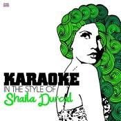 Karaoke - In The Style Of Shaila Durcal - Single Songs
