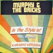 Murphy & The Bricks (In The Style Of Noel Murphy) [Karaoke Version] Song