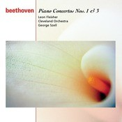 Beethoven: Piano Concerti Nos. 1 & 3 Songs