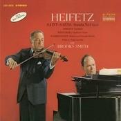 Saint-Sans: Sonata No. 1, Op. 75, In D Minor, Sibelius, Wieniawski, Rachmaninoff, De Falla Songs