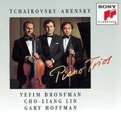Tchaikovsky & Arensky Piano Trios Songs