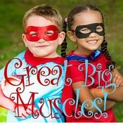 Great Big Muscles - Super Wacky, Fun Songs To Get Your Kids Moving And Working Out Their Bodies! Songs