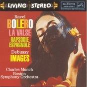 Ravel: Bolero, La Valse; Debussy: Images Songs