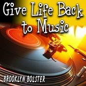 Give Life Back To Music Songs