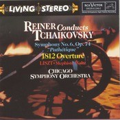 Reiner Conducts Tchaikovsky Songs