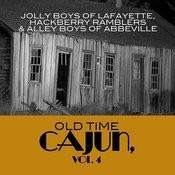 Old Time Cajun, Vol. 4 Songs