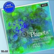 The Planets, Op.32/Don Juan, Op.20 Songs