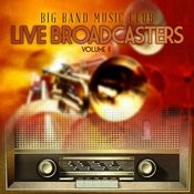 Big Band Music Club: Live Broadcasters, Vol. 2 Songs
