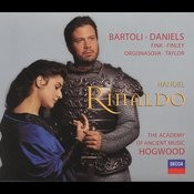 Handel: Rinaldo - complete opera (Original 1711 Version) HWV7a (3CDs) Songs
