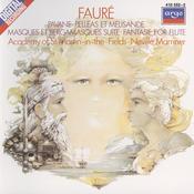 Fauré: Pelléas et Mélisande/Pavane/Fantasie, etc. Songs