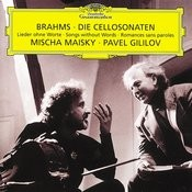 Brahms: Cello Sonata No.1 in E Minor Op.38 Songs