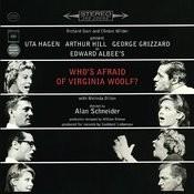Who's Afraid of Virginia Woolf? (Original Broadway Cast Recording) Songs