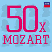 50 x Mozart Songs