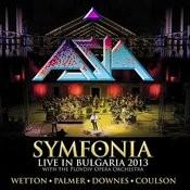 Symfonia - Live In Bulgaria 2013 Songs