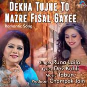Dekha Tujhe To Nazre Fisal Gayee Song