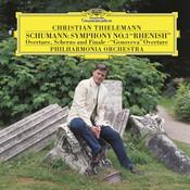 Schumann: Overture Genoveva, Op.81 Song