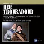 Verdi auf Deutsch: Der Troubadour Songs