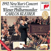1992 New Year's Concert in the 150th Jubilee Year of the Wiener Philharmoniker Songs