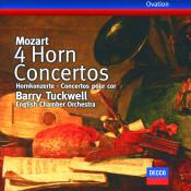 Mozart: 4 Horn Concertos Songs