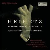 Tchaikovsky: Violin Concerto, Op. 35, In D, Sinding: Suite, Op. 10, In A Minor, Ravel:Tzigane Songs