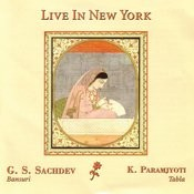 Live In New York Songs