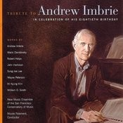 Tribute to Andrew Imbrie Songs