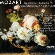 Wolfgang Amadeus Mozart: Bassoon Concerto In B-Flat Major, K 191 / Clarinet Concerto In A Major, K 622 Songs