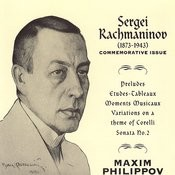 Maxim Philippov plays Rachmaninov, Live At St John's Smith Square London Songs