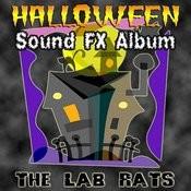 Halloween Sound FX Album Songs