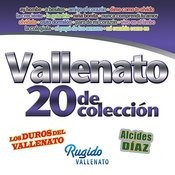 Vallenato - 20 de Coleccion Songs