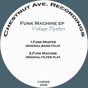 Funk Machine EP Songs