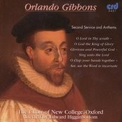 Gibbons: Second Service And Anthems Songs