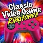 Classic Video Game Ringtones Songs