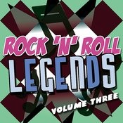 Rock 'n' Roll Legends Vol. 3 Songs