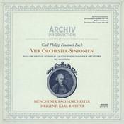 C.P.E. Bach: Sinfonia In F, Wq. 183 No.3 - 3. Presto Song