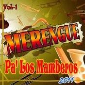 Merengue Pa' Los Mamberos (2011) Songs