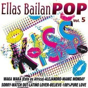 Ellas Bailan Pop Vol.5 Songs