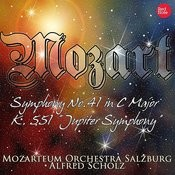 Mozart: Symphony No.41 In C Major K. 551